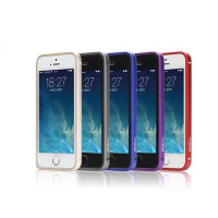 Бампер Rock Slim Guard Series металл для iPhone 5S / SE
