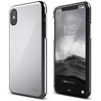 Задняя накладка Elago для iPhone X/XS Slim Fit 2 Hard PC (ES8SM2-CH), серый