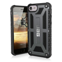 Чехол UAG MONARCH для iPhone 7/6S, черный