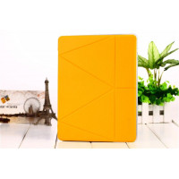 Чехол-книга Onjess Origami Stand Leather Smart Case для iPad Mini 4, желтый