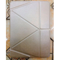 Чехол-книга Onjess Origami Stand Leather Smart Case для iPad 2/3/4, золотой