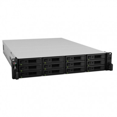 Synology RackStation RS3617xs+ NAS System 12-Bay