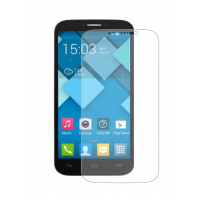 Защитный экран Redline Alcatel C7 tempered glass