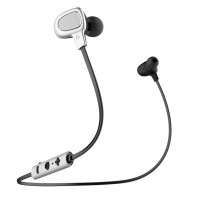 Bluetooth гарнитура Baseus B15 Seal Bluetooth Earphone (NGB15-02), черный