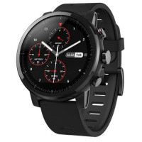 Умные часы Xiaomi Amazfit Stratos (Smart Sports Watch 2) EU, черный