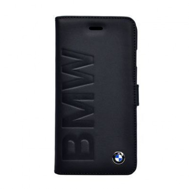 Чехол BMW для iPhone 6 Plus / 6S Plus Logo Signature Booktype (BMFLBKP6LLON) темно-синий