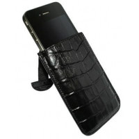 Чехол для iPhone 4/4s Piel Frama Pull Case (Crocodile)