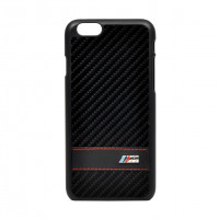 Накладка BMW для iPhone 6/6S M-Collection Hard Carbon (BMHCP6MCC) черный