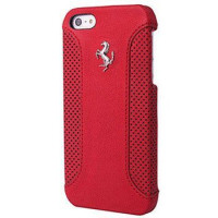Накладка Ferrari для iPhone 6 Plus / 6S Plus F12 Hard (FEF12HCP6LRE) красный