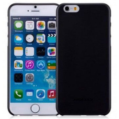 Накладка Momax Membrane Case 0.3 mm для iPhone 6/6S (черный)