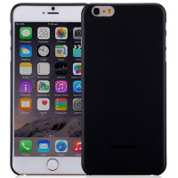 Накладка Momax Membrane Case 0.3 mm для iPhone 6 Plus / 6S Plus (черный)