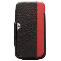 Vaja iVolution Top LP - чехол для iPhone 4/4S (Black Red)